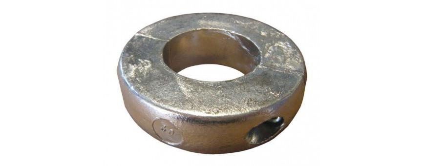 Schroefas Ring anoden